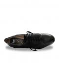 zapato profesional abotinado