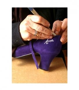 Personaliza tu Zapato Flamenco
