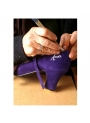 Nombre bordado zapatos de flamenco