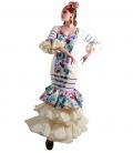 traje de flamenca roal 2017