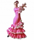 Traje de flamenca, Cantares
