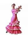 Trajes de Flamenca, Talla 44 (XL)