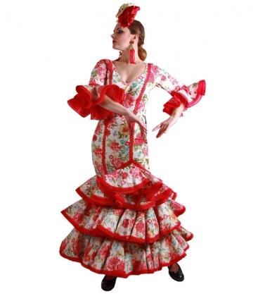 Traje de flamenca 2017