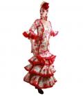 traje de flamenca roal