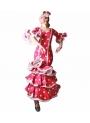 Vestido de Flamenca, Roce