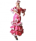 vestido de flamenca 2017