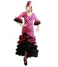 Traje de Flamenca, Romance