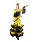 Trajes de Flamenca, Bulerías