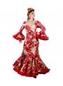 Traje de Flamenca, Talla 42 (L)