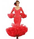 Traje de Flamenca, Carla Super