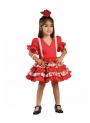 Vestido de Flamenca Niña, Jazmín