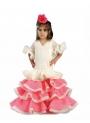 Vestido Flamenco Para Niñas, Cabales Super