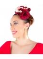 Flores Flamencas Clavel