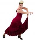 Vestido De Baile Flamenco - Salón