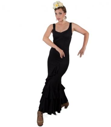 Vestido para bailar flamenco