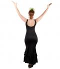 vestido flamenco de baile