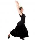 vestido para bailar flamenco cómodo