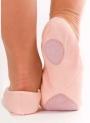 Zapatillas De Ballet De Tela
