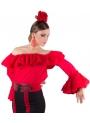 Camisas De Flamenca, Lisa