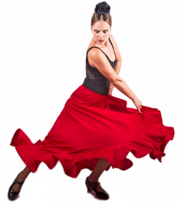 c4b23448a Falda Flamenca de Ensayo MC2
