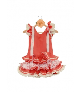 trajes de flamenca de niña