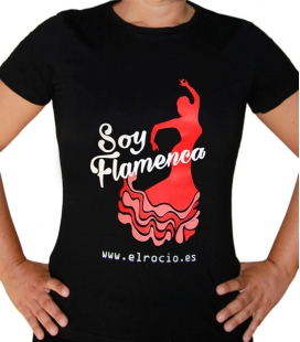 Camiseta Yo soy Flamenca