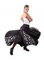 Faldas Flamencas 4 Godet