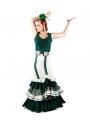 Faldas Flamencas, Modelo Jaleo