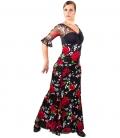 Faldas Flamencas 3 godet c/alta