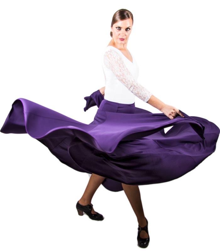 Faldas Flamencas 8 Godet Oferta de Lanzamiento por solo 44 €