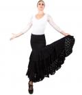 Faldas De Flamenco De Encaje