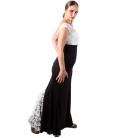 Falda Flamenca De Encaje