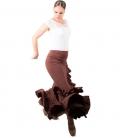 faldas flamenca de baile