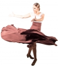 faldas de flamencas