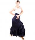 faldas de baile de ensayo