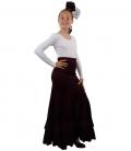faldas falmencas de niñas