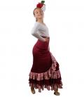 faldas de baile para niñas