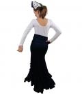 faldas de ensayo para niñas