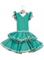 vestido Flamenco para niña