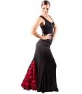 Falda Flamenca Albaicín Cintura Alta