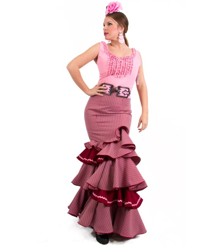 Faldas rocieras Chester en varios colores por 89 €