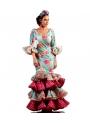 Traje de Flamenca Cale