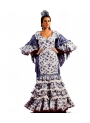 Vestidos de Flamenca Vargas Normal