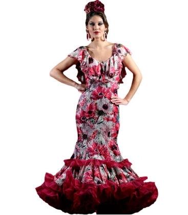 Vestidos Flamenco 2018 Málaga - Vestidos de flamencos 2018 - El rocio eb3ce4faa45