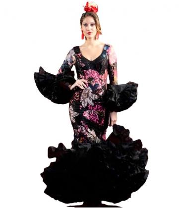 Vestido de Flamenca Carla 2018 - Vestido de flamenco - El rocio c448ef20a1b