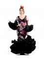 Vestido De Flamenca Carla Extra