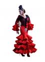 Vestido De Gitana Serrana