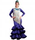 trajes del flamenca 2018