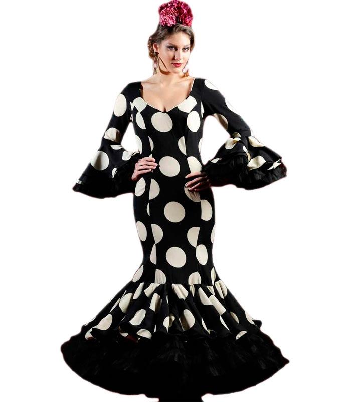 trajes de flamenca canastero