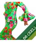 Trajes de Flamenca Talla 56 (3XL)